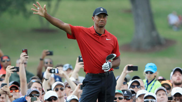 Tour Championship 2018: Tiger Woods picked the perfect time to make a comeback