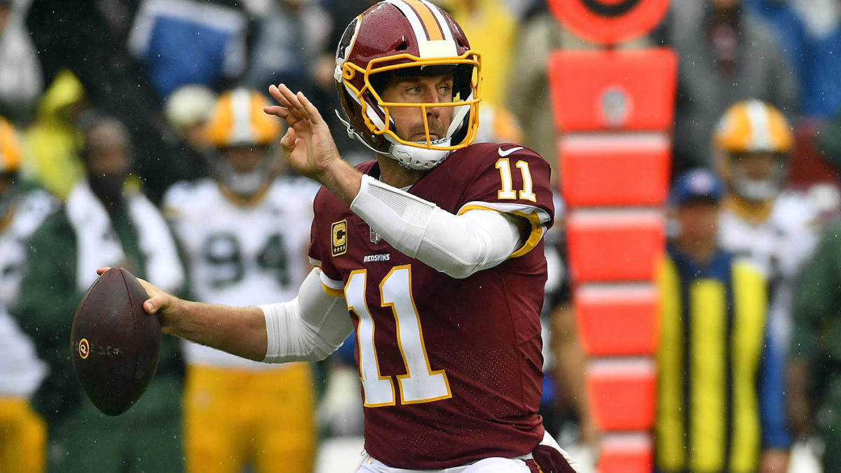 4ecea22562e NFL Week 3 Grades: Redskins get an 'A' for thrashing Packers, Lions earn  'A+' for upset of Patriots - CBSSports.com