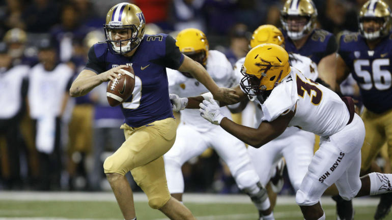 College football scores, schedule, games today: Washington holds ...