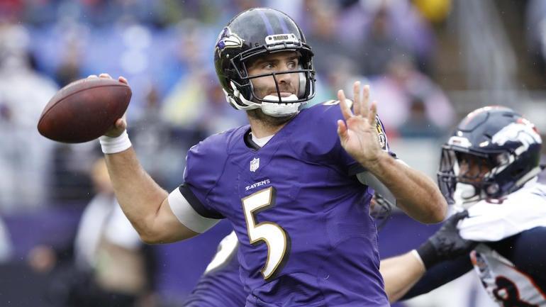 Pittsburgh Steelers Vs. Baltimore Ravens: Live Updates