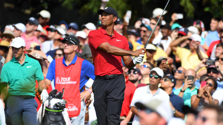 af01318289a49 2018 Tour Championship leaderboard  Tiger Woods wins