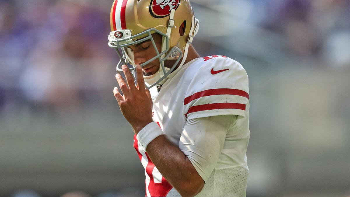 d2b92e1d Jimmy Garoppolo injury update: 49ers QB out for the season after MRI ...