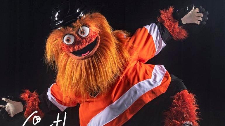 it u0026 39 s gritty  philadelphia flyers u0026 39  new mascot is pure