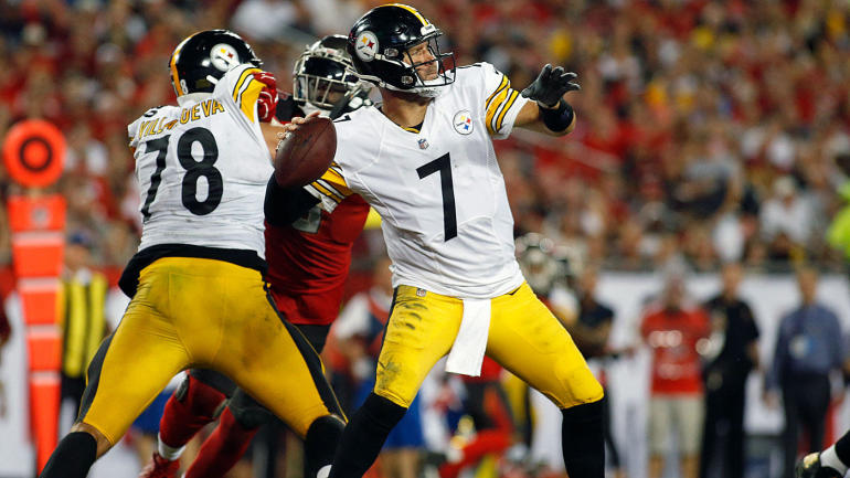 Steelers-Buccaneers final score, takeaways: FitzMagic runs out as Steelers hang on for the win ...