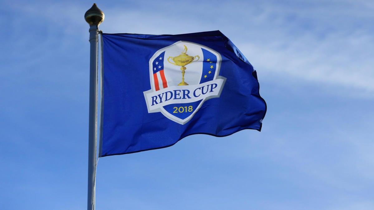 2018 Ryder Cup schedule, live stream, TV channel, watch