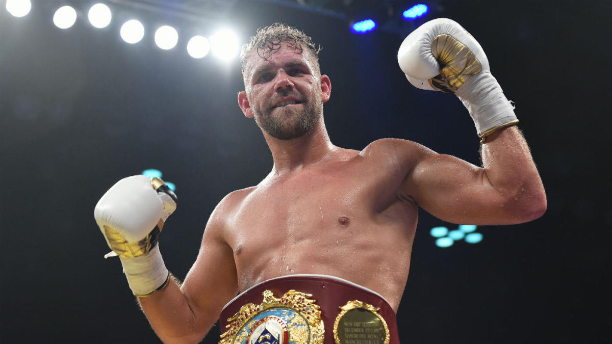 Canelo Alvarez next fight: Billy Joe Saunders pulls out of running as potential September opponent