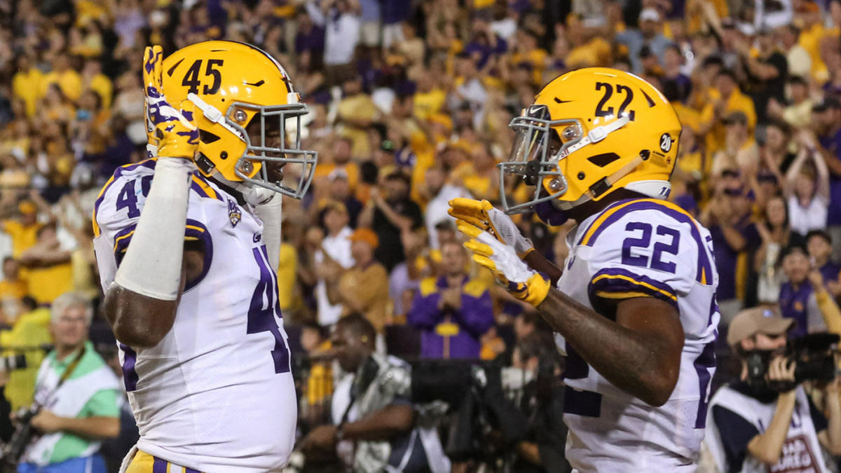 College football scores, schedule, games today: Alabama ...