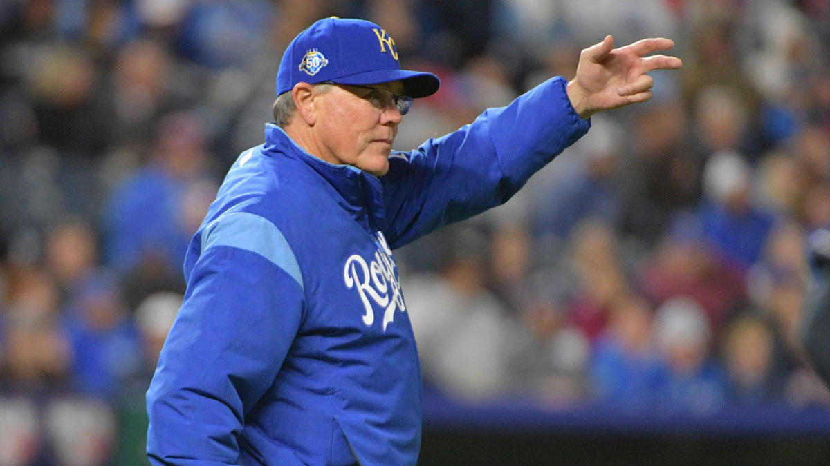 Royals manager and space nerd Ned Yost is ready to school you with his moon landing knowledge