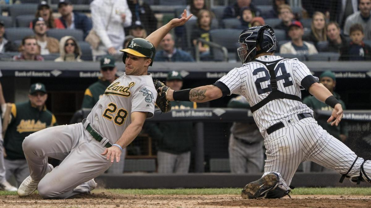 Yankees Vs Athletics Watch Al Wild Card Game 2018 Things To Know