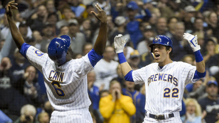 looking back at how the brewers landed lorenzo cain and