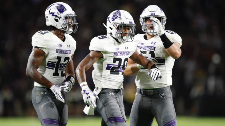 Michigan St Vs Northwestern Updates Live Ncaaf Game Scores