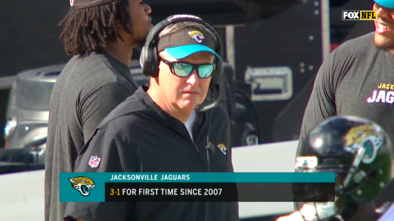 Did Doug Marrone and the Jaguars run up score on Jets Sunday  All signs  point to yes - CBSSports.com 3002e2439