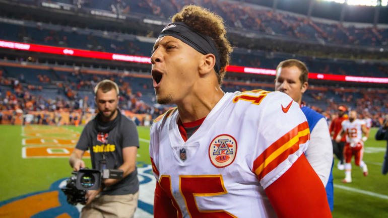 People think Patrick Mahomes sounds like Kermit the Frog and Twitter can't stop making jokes