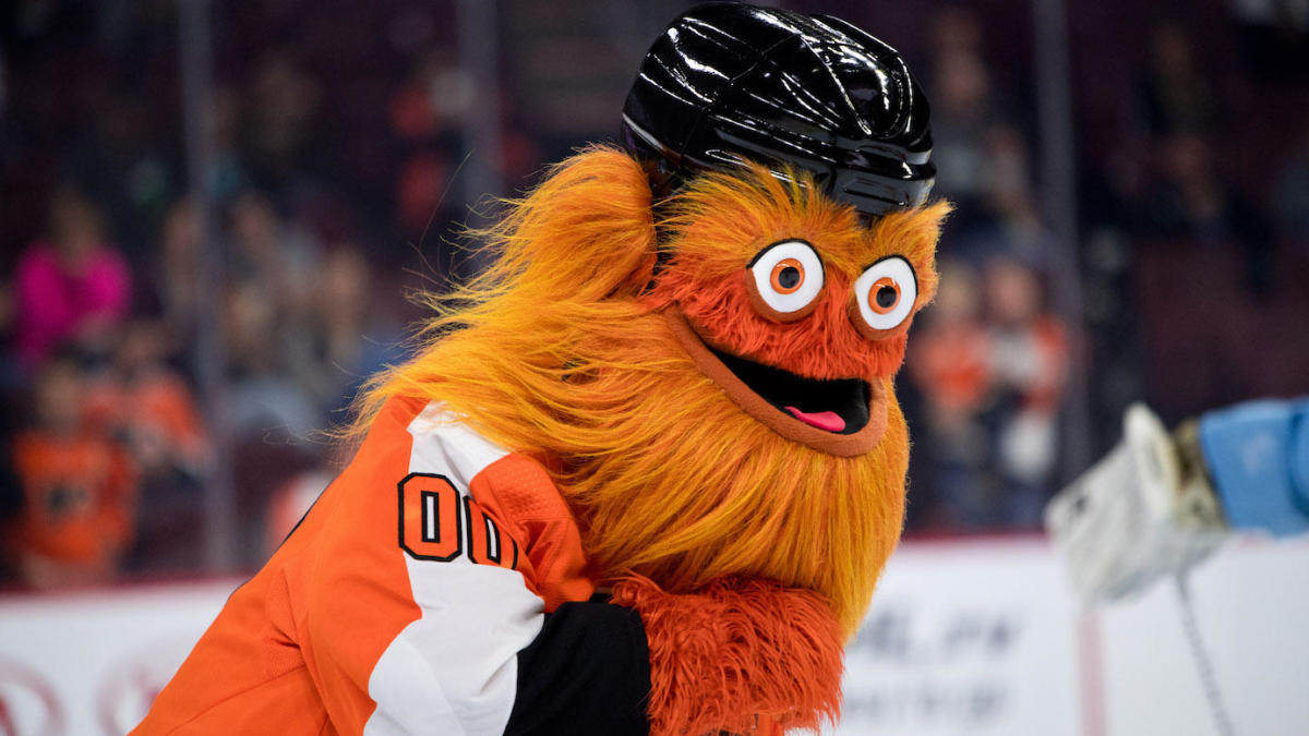 d11dfebd6 NHL wins and sins: Gritty, Tom Wilson's brain, fashion shoots and Fortnite  bans - CBSSports.com