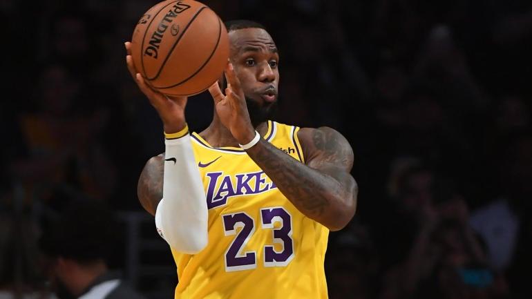 fa9959054fc NBA preseason  LeBron s Lakers are really fun