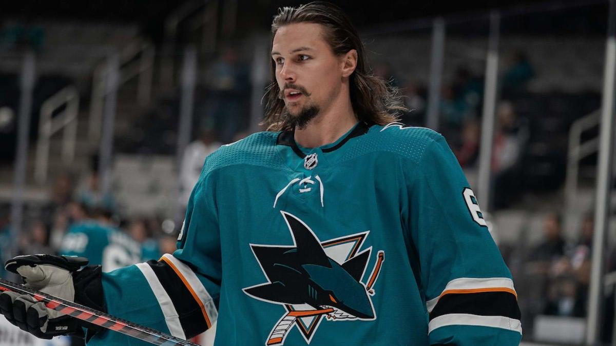 2f40ab882d3 Erik Karlsson thanks Sharks organization, sounds like he's leaving San Jose  in free agency - CBSSports.com