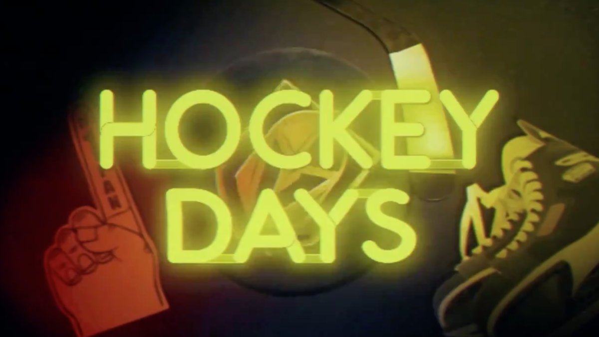 LOOK: Vegas Golden Knights create incredible 'Happy Days
