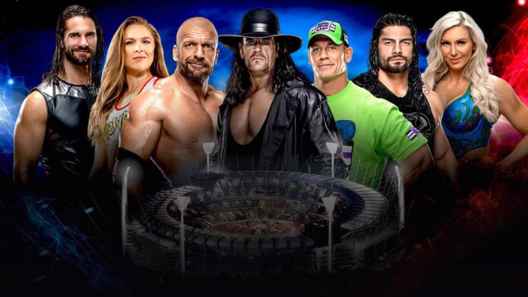 WWE Super Showdown results: Live updates, recap, grades, matches, card, 2018 highlights