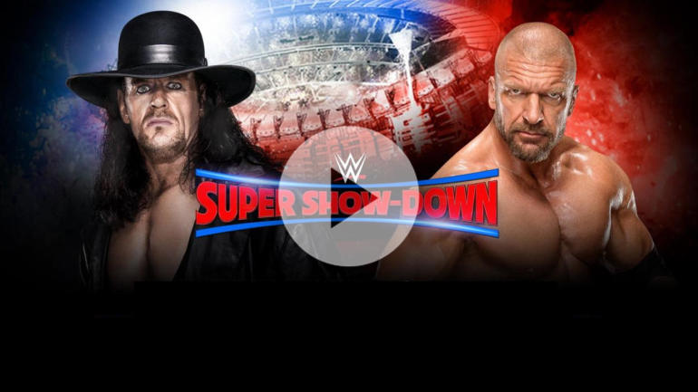 WWE Super Showdown time, live stream, watch online, 2018 streaming, how to watch live