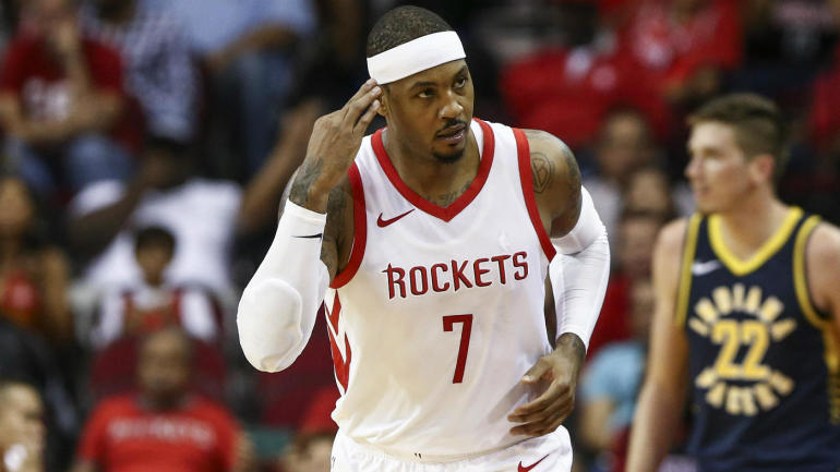 a5527be4f565 Chris Paul says disrespect towards new Rockets teammate Carmelo Anthony is   unbelievable  - CBSSports.com