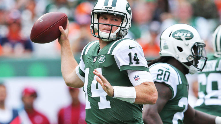 NFL Week 7 QB Power Rankings: Sam Darnold quietly flipping script between Jets and Giants