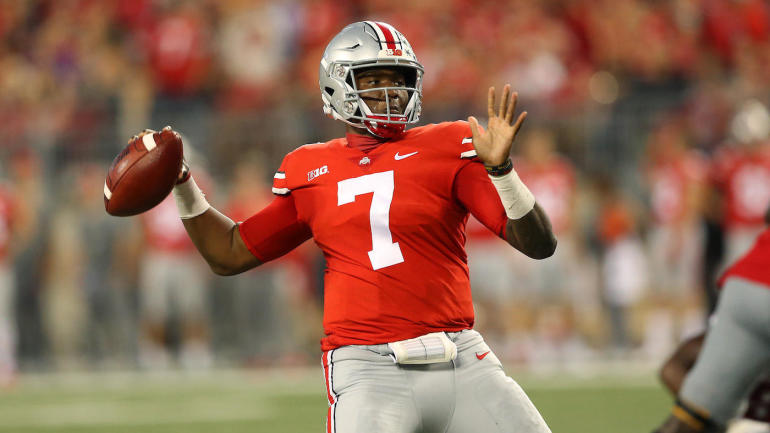 Bowl Projections 2018 >> Making a case for Dwayne Haskins over Tua Tagovailoa as the 2018 Heisman Trophy front-runner ...