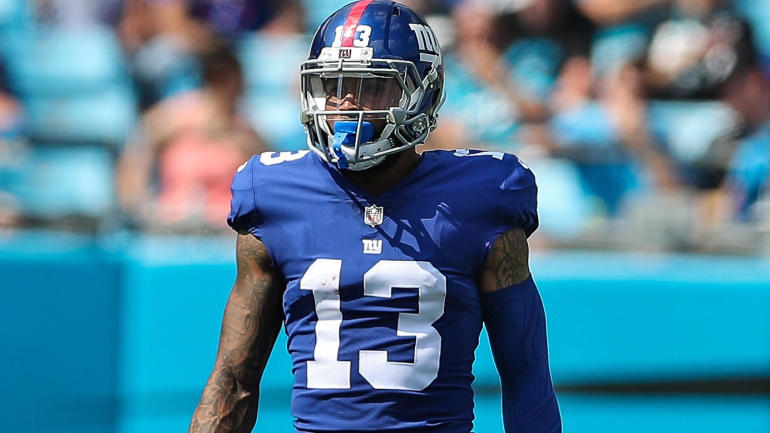 NFL games today, Week 5 scores, highlights, updates, schedule: Odell Beckham delivers perfect TD pass