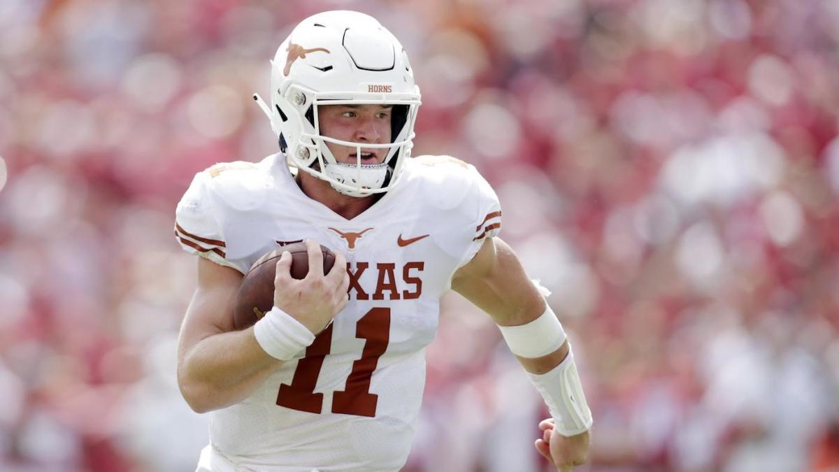 Texas Vs Texas Tech Odds Line 2020 College Football Picks Predictions From Model On 13 1 Run Cbssports Com
