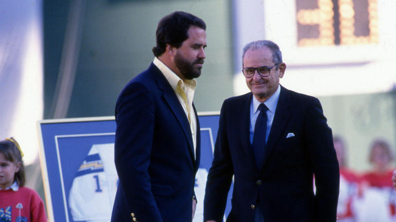 Chargers Announce That Owner Alex Spanos Has Died At The Age Of 95
