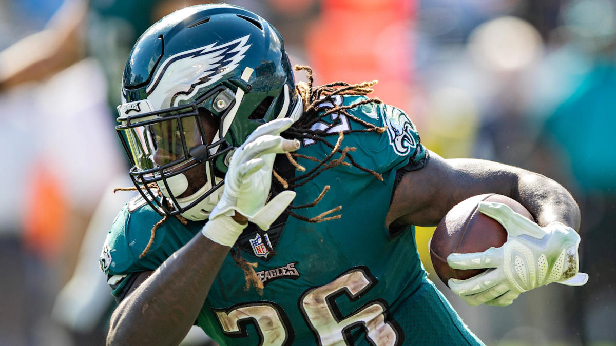Jay Ajayi fully healthy: Here are five teams that make sense for the free agent running back