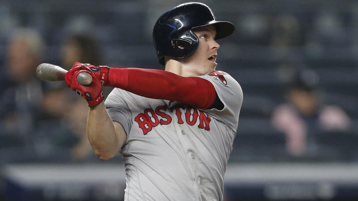 MLB playoffs: Red Sox's Brock Holt becomes first player to ...