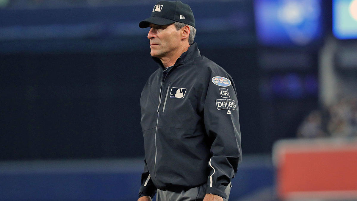 65d0f259c2617a Red Sox: MLB umpire Angel Hernandez reportedly told Luke Voit after blown  call: 'I'll get the next one right' - CBSSports.com