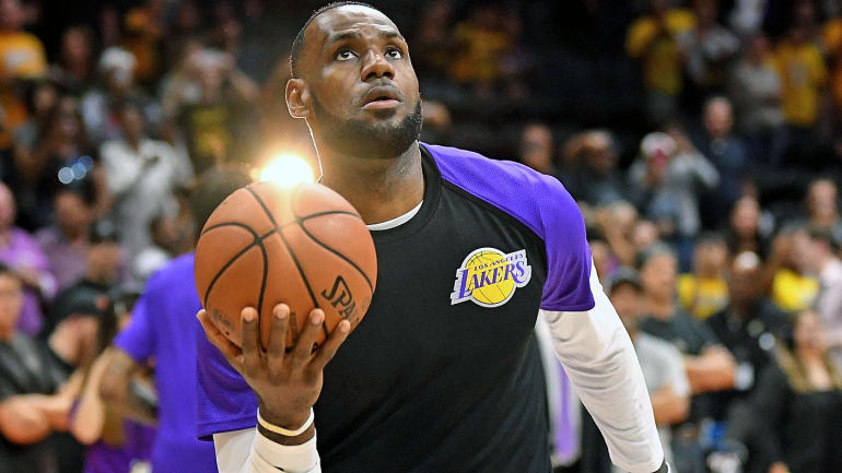 Lakers vs. Trail Blazers score: Live updates of LeBron James' debut, full game coverage, NBA highlights