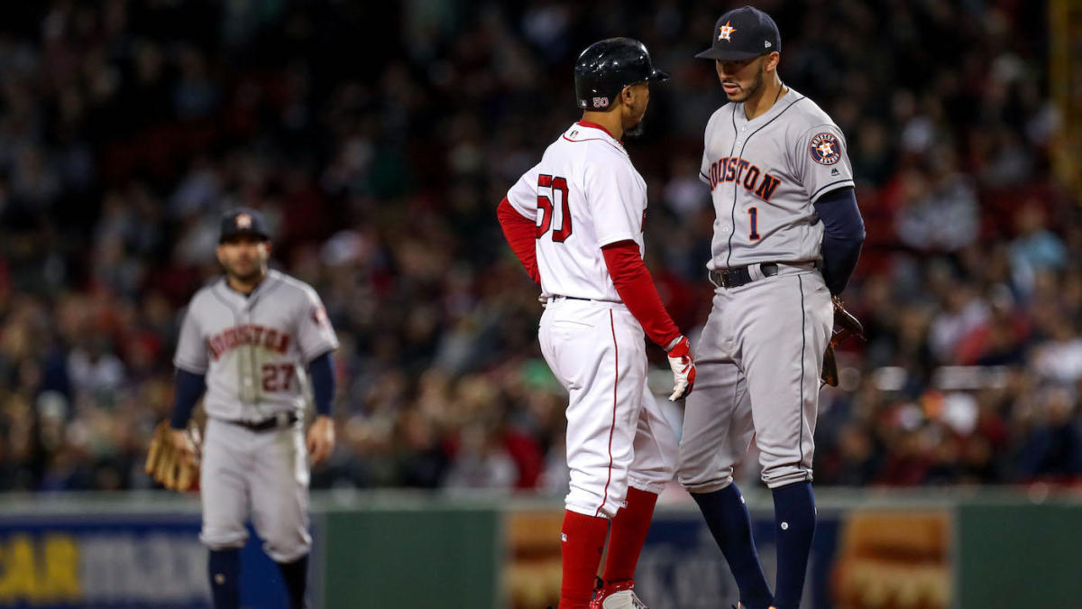 Red Sox vs  Astros prediction, preview: MLB playoffs
