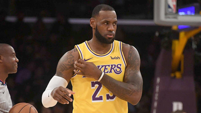 Lakers vs. Trail Blazers: Watch LeBron James' L.A. debut online, NBA live stream, TV channel, time, picks, odds, analysis