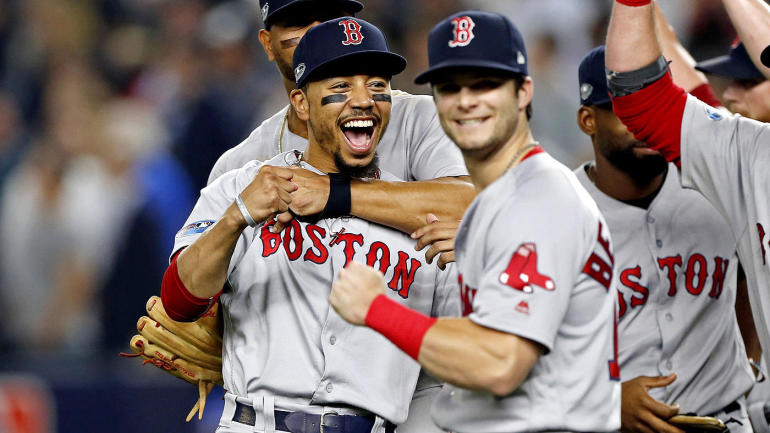 Red Sox vs. Astros: Andrew Benintendi's sensational catch would've ended Game 4 one way or another