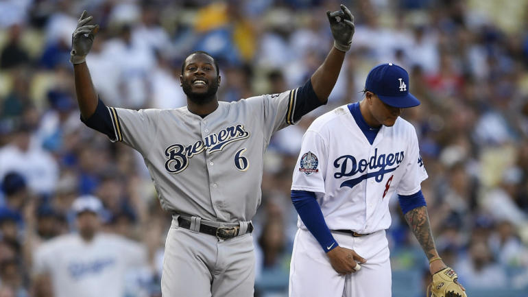 Dodgers vs. Brewers: Live stream, watch Game 1 online, TV channel, prediction, pick, odds