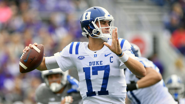 2019 NFL Mock Draft: Giants take a sleeper as first QB off the board, replace Eli Manning
