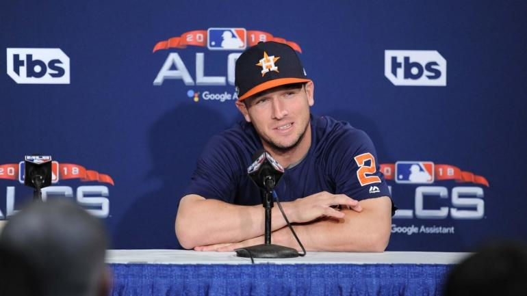 MLB playoffs 2018: Astros' Alex Bregman is quickly becoming a new October superstar