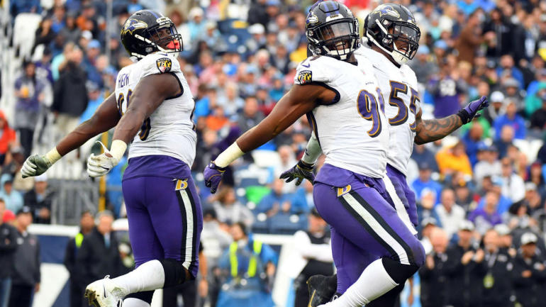 NFL games today, Week 6 scores, highlights, updates, schedule: Ravens set franchise record for single-game sacks