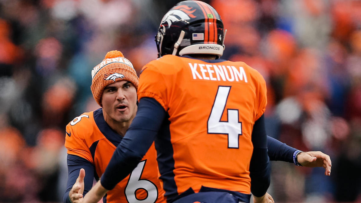 a95edf714 Vance Joseph backs Case Keenum after Broncos fans show support for Chad  Kelly - CBSSports.com