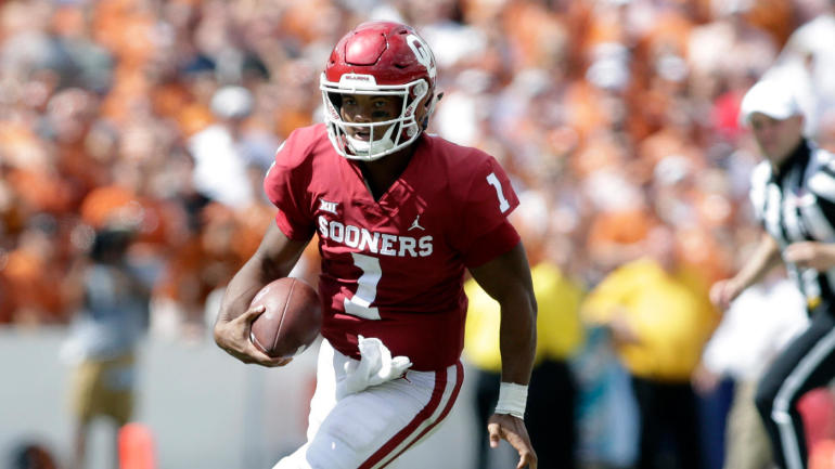 College football scores, schedule, games today: Oklahoma ...