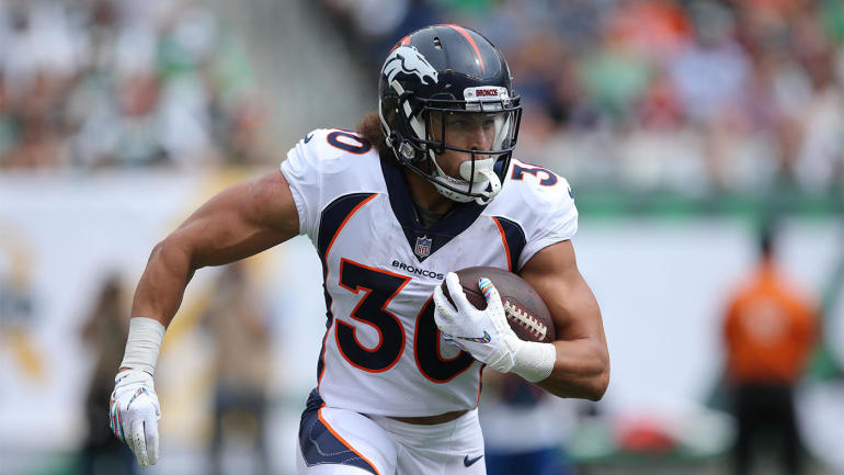 Fantasy Football Week 7 Start 'Em & Sit 'Em: Running backs
