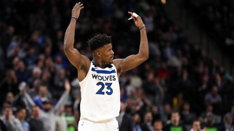 Is the Jimmy Butler mess with Timberwolves holding back Karl-Anthony Towns and Andrew Wiggins?