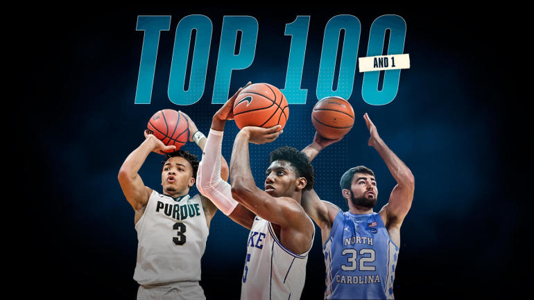 College Basketball Rankings The Top 100 And One Best Players For