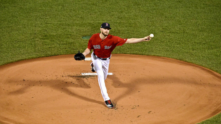 MLB playoffs: Red Sox ace Chris Sale will not start Game 5 vs. Astros after dealing with stomach ailment