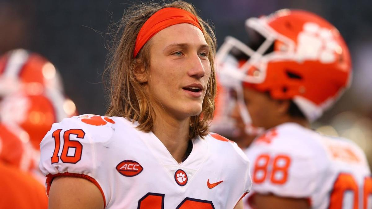 Trevor Lawrence is more concerned about living on his own ...