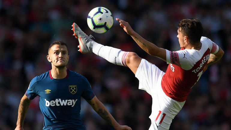 Lucas Torreira is the catalyst of Arsenal's early, unlikely rise in the Premier League