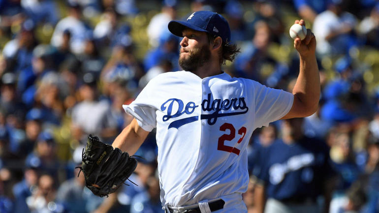 MLB playoffs: Dodgers' Clayton Kershaw rebounds from bad innings, turns in gem to silence critics