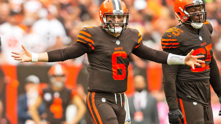 Fantasy Football Week 7: Baker Mayfield's big chance and eight things to know